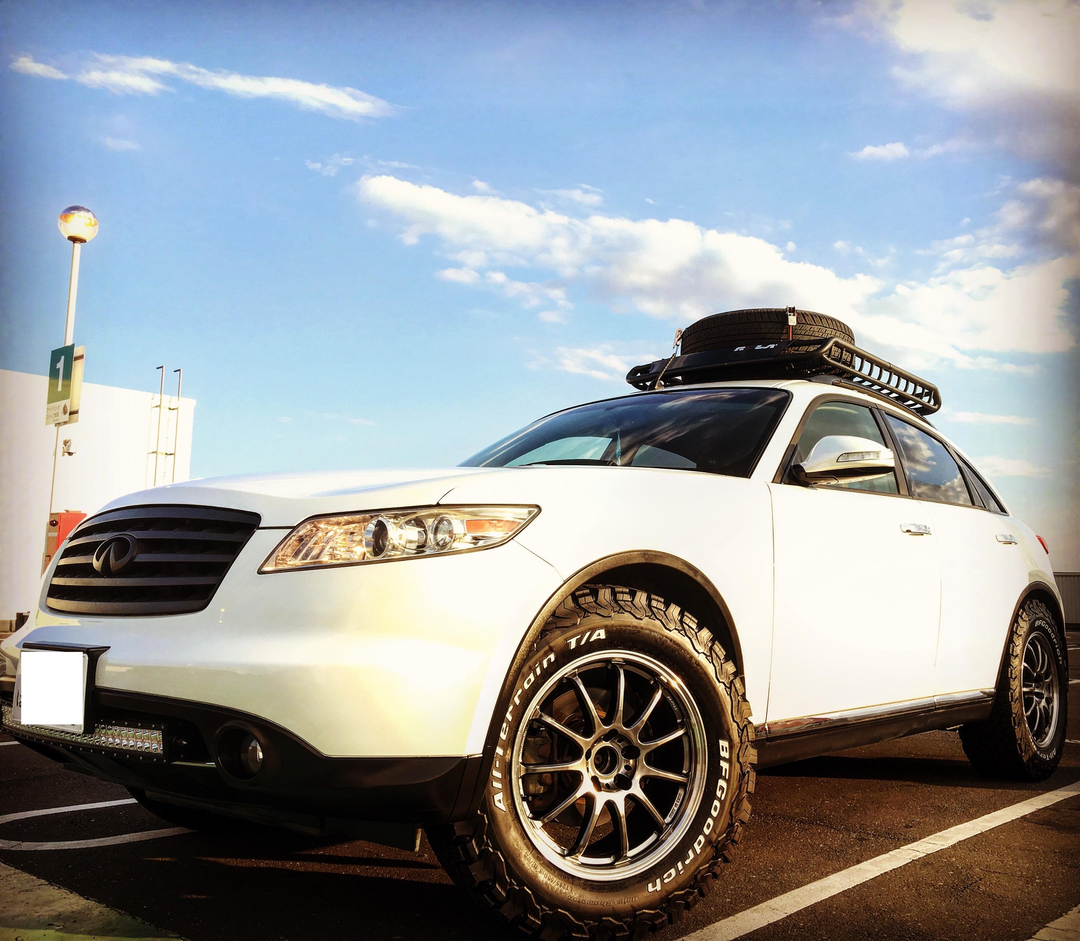 スター タイヤ マッド 冬用タイヤ規制もOK!? SUV用「マッド&スノー」タイヤの実力とは(くるまのニュース)